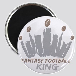 Fantasy Football King Magnet