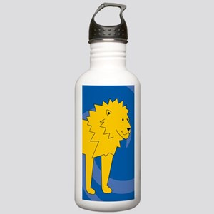 Lion iPhone 3G Hard Ca Stainless Water Bottle 1.0L