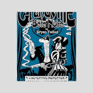 Grandville: Bete Noire front cover Throw Blanket