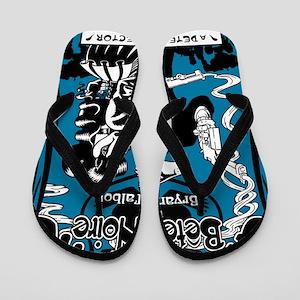 Grandville: Bete Noire front cover Flip Flops