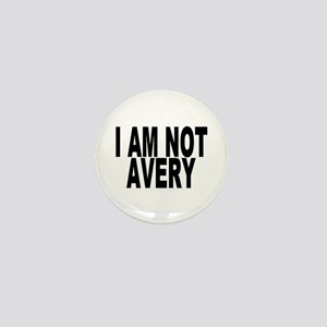 Not Paul Avery Mini Button (10 pack)