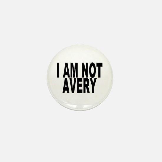 Not Paul Avery Mini Button