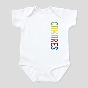 Comores Infant Bodysuit
