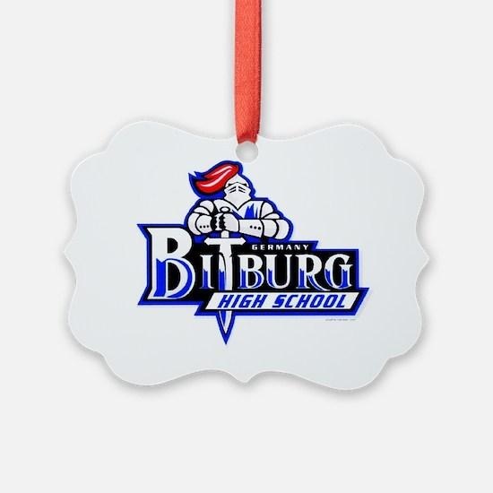 Bitburg High School Shop of Alumn Ornament