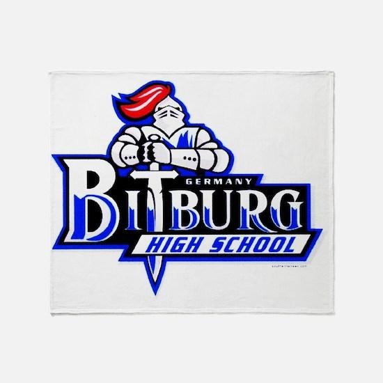 Bitburg High School Shop of Alumni S Throw Blanket