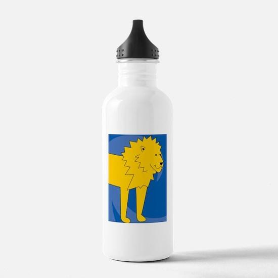 Lion iPhone 4 Slider C Water Bottle