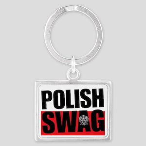 Polish Swag - 2012 Landscape Keychain