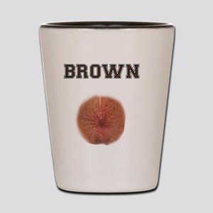 Brown Shot Glass