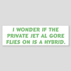 Gore Hybrid Jet Bumper Sticker