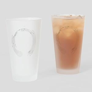 Enso Circle - Zen Drinking Glass