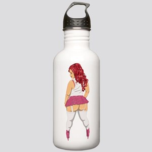 pinky Uni Stainless Water Bottle 1.0L