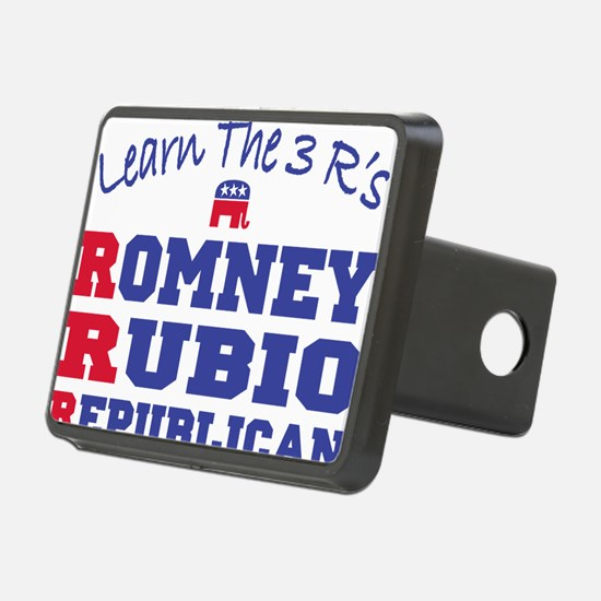 Romney Rubio Republican 20 Hitch Cover
