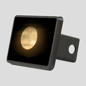 full moon Rectangular Hitch Cover