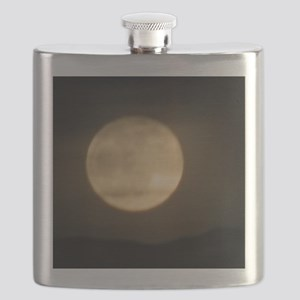 full moon Flask