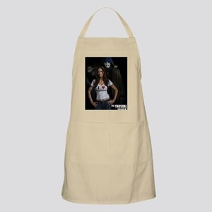 Charlie and Gracie Poster Apron