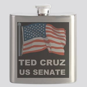 TED CRUZ US SENATE Flask