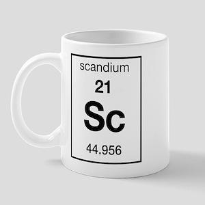 scandium Mug