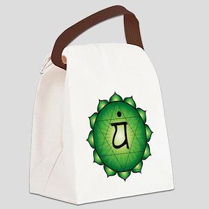 Heart Chakra Canvas Lunch Bag