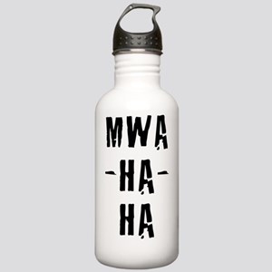 MWA-HA-HA Stainless Water Bottle 1.0L