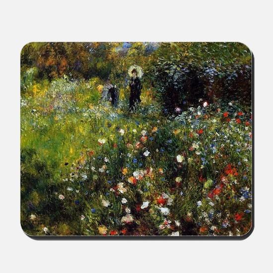 Renoir Summer Landscape Mousepad