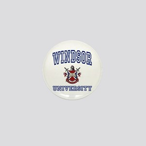WINDSOR University Mini Button