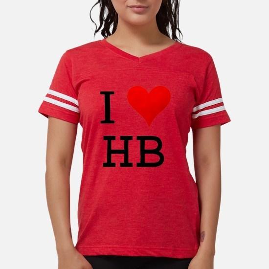 I Love HB T-Shirt