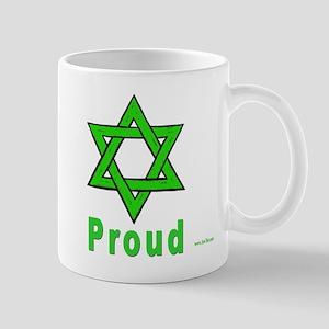 Proud Irish Jew Mug