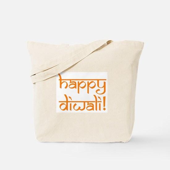 happy diwali Tote Bag