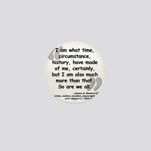 Baldwin More Quote Mini Button