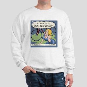 lick-tenspeed-BUT Sweatshirt