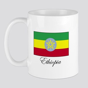 Ethiopia - Ethiopian Flag Mug