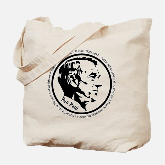Ron Paul Revolution T-shirt, Ron Paul Quo Tote Bag