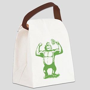 Official gorilla logo Canvas Lunch Bag