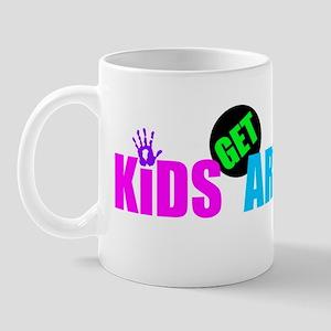 Kids Get Arthritis Too Neon Mug