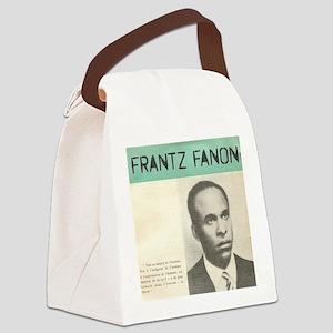 Frantz Fanon Canvas Lunch Bag
