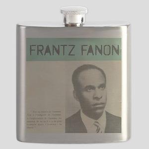 Frantz Fanon Flask