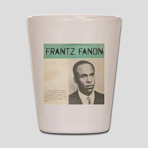 Frantz Fanon Shot Glass
