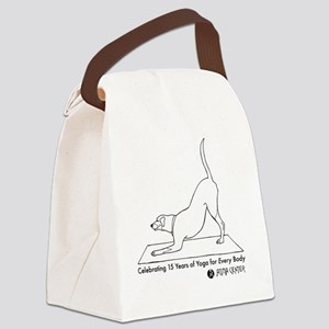 Atma Center's 15th Anniversary Canvas Lunch Bag