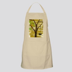 Lonely Swing Twin Duvet Apron