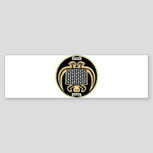 MIMBRES PHOENIX BOWL DESIGN Bumper Sticker