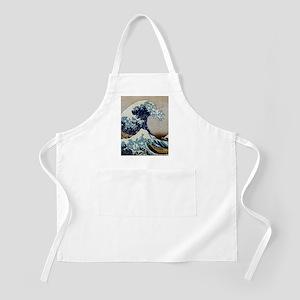 Hokusai Apron