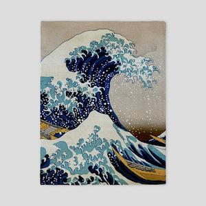 Hokusai Twin Duvet