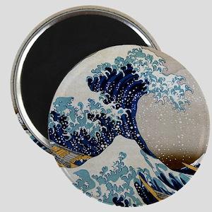 Hokusai Magnet