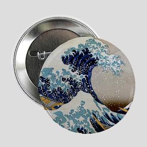 """Hokusai 2.25"""" Button"""