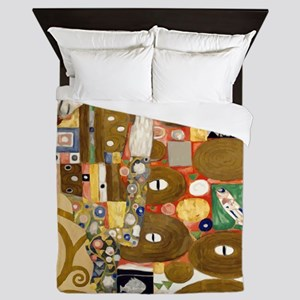 Klimt Queen Duvet