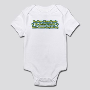Like Shepherd Infant Bodysuit