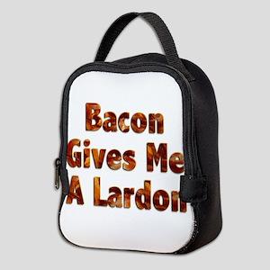 Bacon Lardon Neoprene Lunch Bag