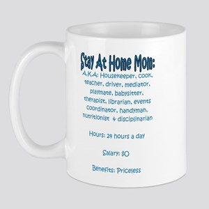 Stay At Home Mom (JD) Mug