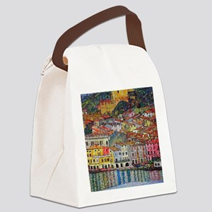 Klimt Canvas Lunch Bag