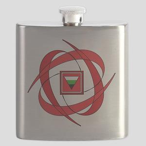 Flux Love Neutrois Flask